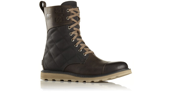 Sorel Madson Tall Lace Boots Men cordovan